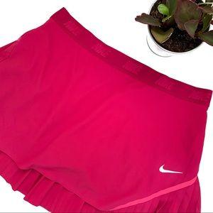 Nike Golf Dri-Fit Pink Sports Skirt